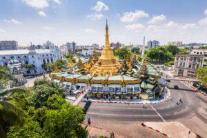 Myanmar Rundreise, Sehenswürdigkeiten Myanmar