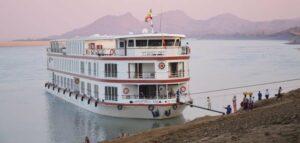 Flusskreuzfahrt myanmar mit der Orcaella