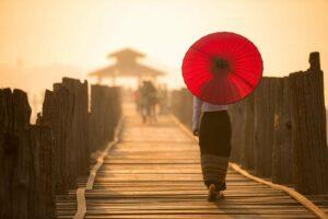 Das Ende Ihrer Myanmar Flusskreuzfahrt findet in Yangon statt.