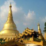 die Shwedagon Pagode gilt als das heiligste Bauwerk in Myanmar