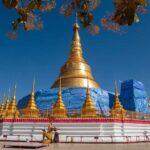 Shwedagon Pagode in Tachilek