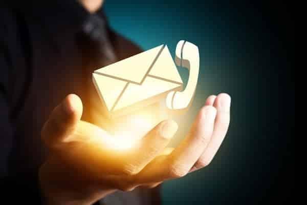 Sie erreichen Sri siam Holidays per Mail oder Telefon