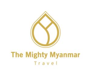Das Logo von The Mighty Myanmar, Ihren professionellen Ansprechpartner vor Ort in Myanmar