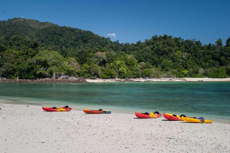 Impressionen vom Mergui Archipel - unser Myanmar Reiseführer - Reise