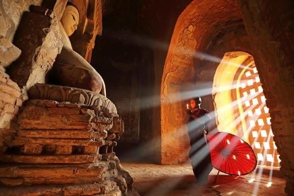 Tempel Myanmar Rundreise Bagan