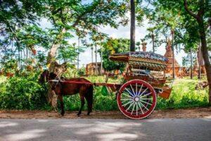 Myanmar Rundreise, Kulturelle Sehenswürdigkeiten