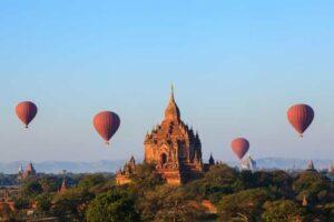 Myanamar Rundreise, Kulturerlebnis Reise Myanmar