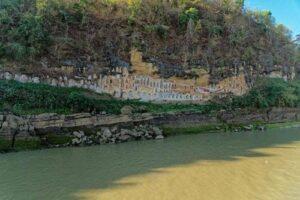 Akauk Taung Klippen, Kreuzfahrt Myanmar