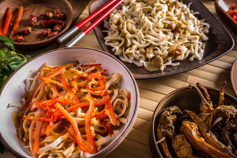 Myanmar Reise Essen und Kueche