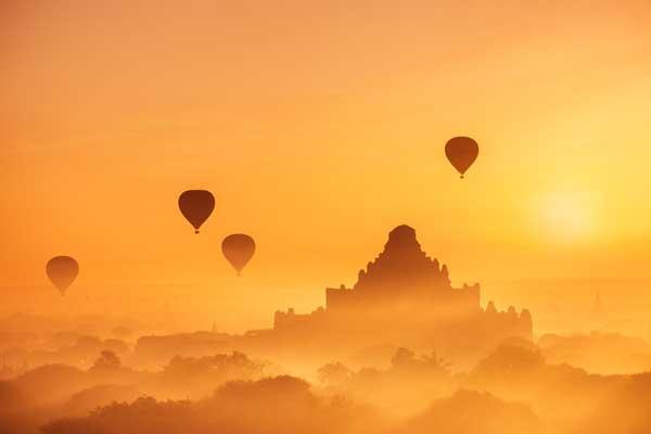 Myanmar Reisezeit