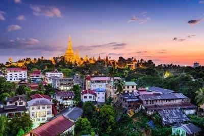 Myanmar Rundreise Burma Urlaub