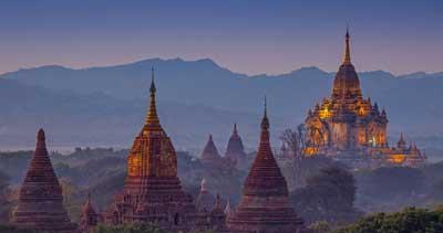 Myanmar Rundreise verstecktes Königreich