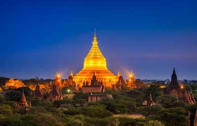 Luxusreise Myanmar Burma