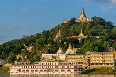 Myanmar Flusskreuzfahrt