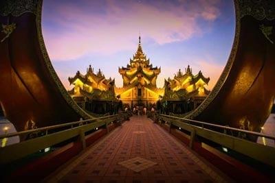 klassische Myanmar Rundreise
