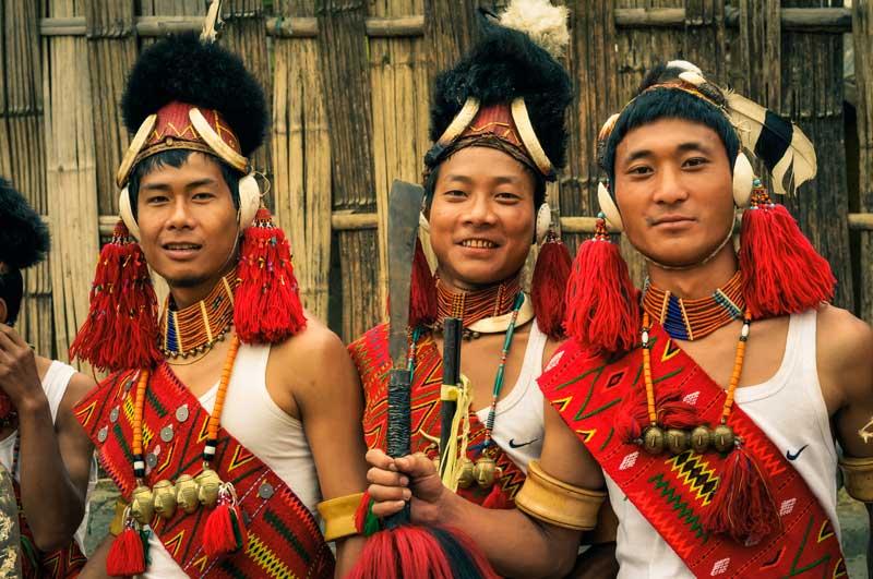 Myanmar Ureinwohner, Urlaub in Burma