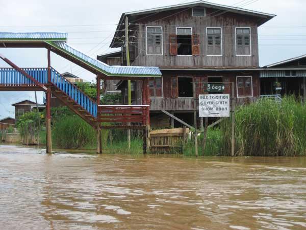 Inle See Silberschmiede, Reise Myanmar Burma
