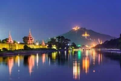 Myanmar Reiseführer Mandalay