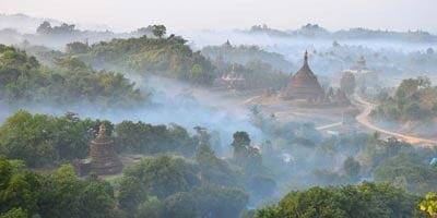 Myanmar Reiseführer Mrauk U & Sittwe