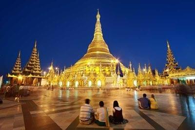 Myanmar Reiseführer Yangon (Rangun)