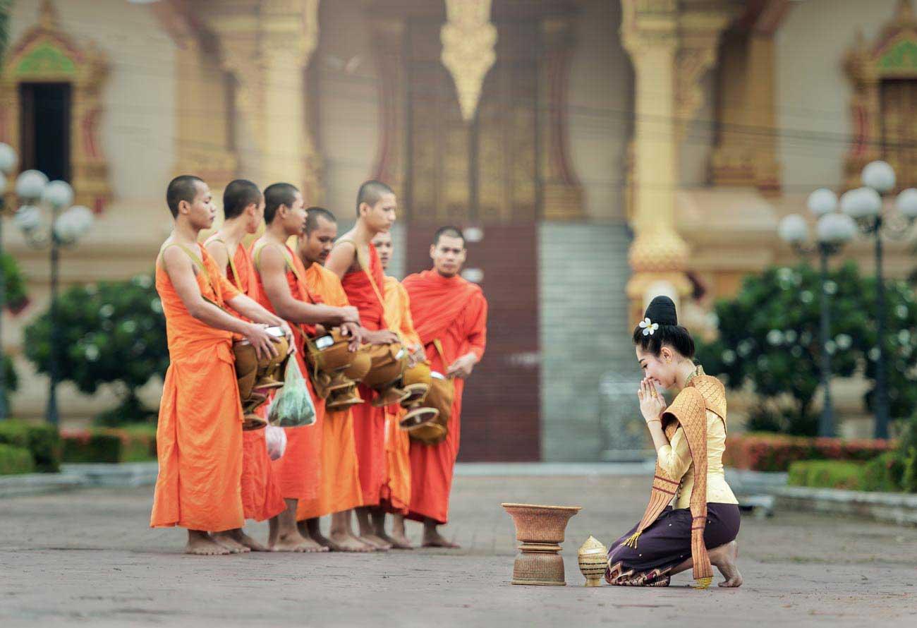 Verhalten Myanmar Reise