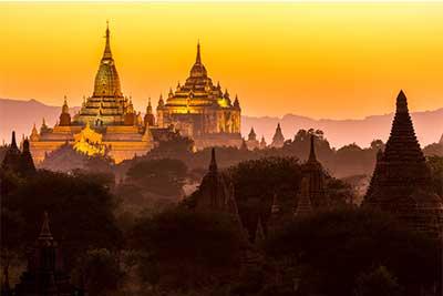 Unsere Luxus Rundreise durch Myanmar
