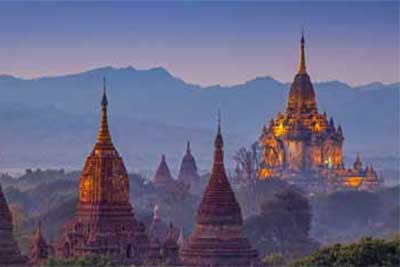 Myanmar Rundreise ins mystische Myanmar
